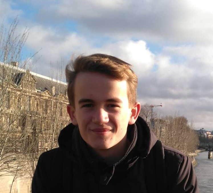 Pieter, Hulp op Afstand student uit Groningen